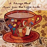 Album cover for Music From the Coffee Lands