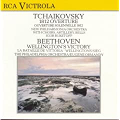 Free Music Samples--1812 Overture and Wellington's Victory