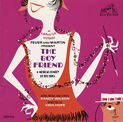 The Boy Friend (1954 Original Broadway Cast)