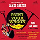 Album cover for Paint Your Wagon