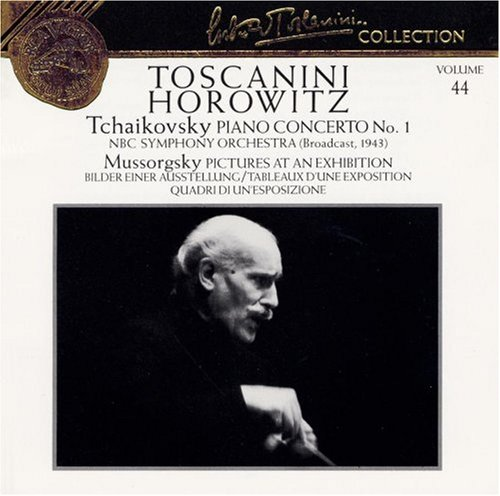 Horowitz Plays Tchaikovsky