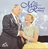 Cubierta del álbum de Mary Martin Sings, Richard Rodgers Plays