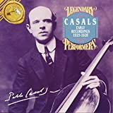 Pablo Casals: Early Recordings 1925-1928 ~ by Johann Sebastian Bach, Anton Rubinstein, Franz Schubert (Audio CD)