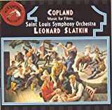 Slatkin and the St. Louis Symphony play Copland
