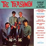 Pochette de l'album pour The Great Lost Trashmen Album!