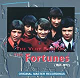 Skivomslag för The Very Best of the Fortunes (1967-1972)