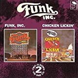 Album cover for Funk Inc./Chicken Lickin'