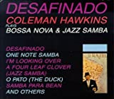 Copertina di album per Desafinado: Bossa Nova and Jazz Samba