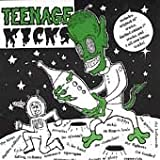 Capa do álbum Teenage Kicks