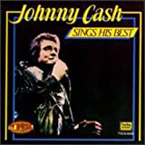 Skivomslag för Johnny Cash Sings His Best