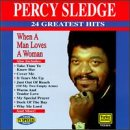 Skivomslag för Percy Sledge - 24 Greatest Hits