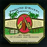 Cubierta del álbum de 40 Years Of Cuban Jam Session