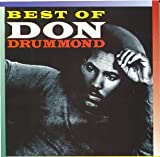 Album cover for Best of Don Drummond