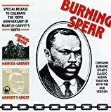 Capa do álbum Burning Spear: Marcus Garvey/Garvey's Ghost