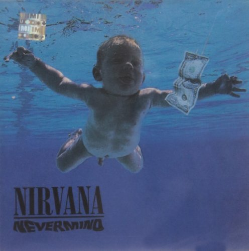 CD-Cover: Nirvana - Nevermind