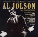 Pochette de l'album pour The Very Best of Al Jolson