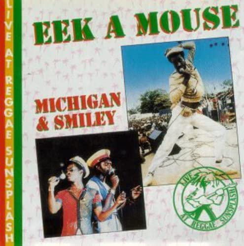 Eek-A-Mouse - Wa-Do-Dem_ Greensleeves Reggae - Zortam Music