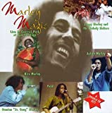 Album cover for Marley Magic: Live in Central Park at Summerstage