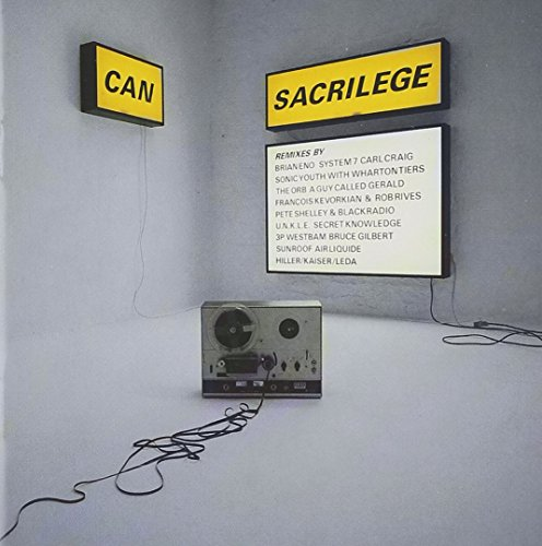 Album cover for Sacrilege 2
