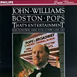 Cubierta del álbum de Pops on Broadway