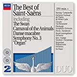 The Best Of Saint-Saëns ~ by Camille Saint-Saens, Edouard van Remoortel, Andre Previn (Audio CD)