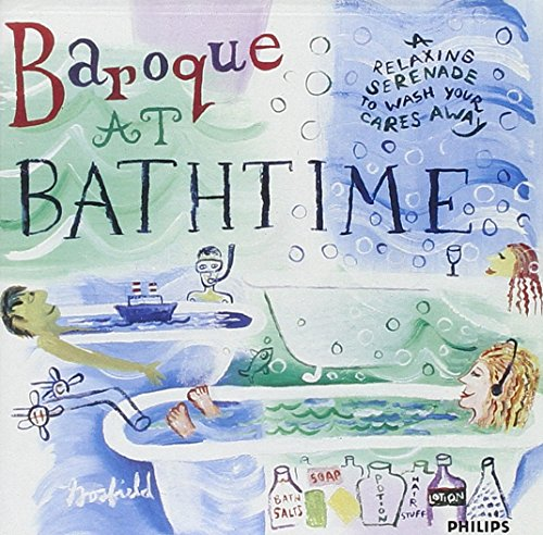 Iona Brown and Baroque at Bathtime