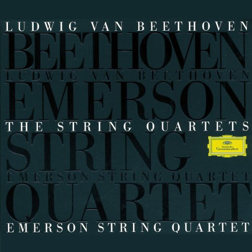 Emerson String Quartet Beethoven Quartets