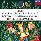 Copertina di Carmina Burana (San Francisco Symphony &amp; Chorus feat. conductor: Herbert Blomstedt)