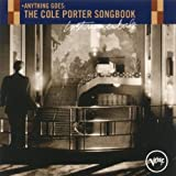Album cover for Anything Goes: The Cole Porter Songbook Instrumentals