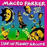 Album cover for Life On Planet Groove