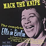 Cover von Mack the Knife: The Complete Ella in Berlin