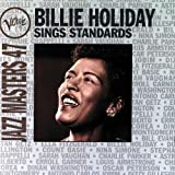 album art to Verve Jazz Masters 47: Billie Holiday Sings Standards