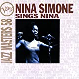 album art to Verve Jazz Masters 58: Nina Simone Sings Nina