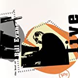 Pochette de l'album pour The Best of Bill Evans Live on Verve