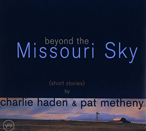 Copertina di Beyond The Missouri Sky (Short Stories)