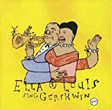 Cubierta del álbum de Our Love Is Here To Stay: Ella & Louis Sing Gershwin