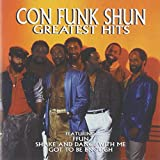 Copertina di album per Con Funk Shun - Greatest Hits