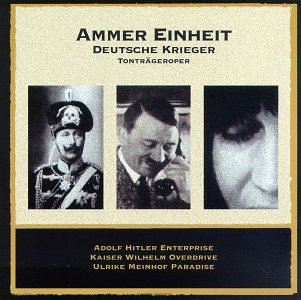 Album cover for Deutsche Krieger
