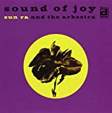 Cubierta del álbum de Sound of Joy
