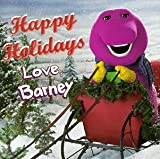 Album cover for Happy Holidays, Love Barney