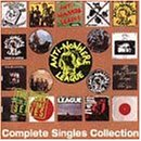 Cubierta del álbum de Complete Singles Collection