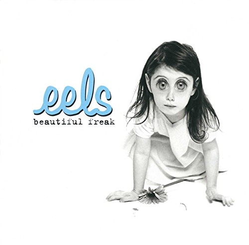 Original album cover of Beautiful Freak by Eels
