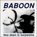 Cover von Face Down in Turpentine