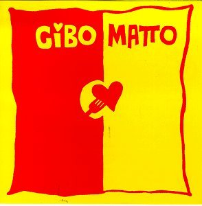 CD-Cover: Cibo Matto - Cibo Matto