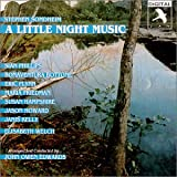 Album cover for A Little Night Music