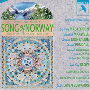 Hugh Bean Conducts Song of Norway