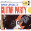 Album cover for Eddie Angel's Guitar Party