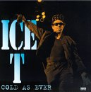 Album cover for Cold as Ever