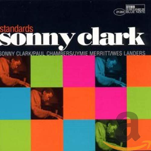 sonny clark - standards (sleeve art)