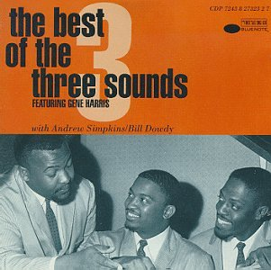 Cubierta del álbum de The Best of the Three Sounds